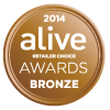2014 Bronze Alive Award